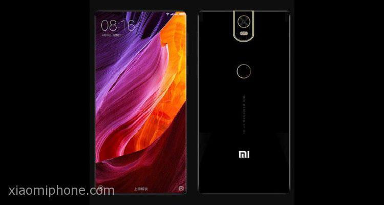 Mi Mix 2 rozhodně patří mezi pět nejočekávanějších telefonů Xiaomi