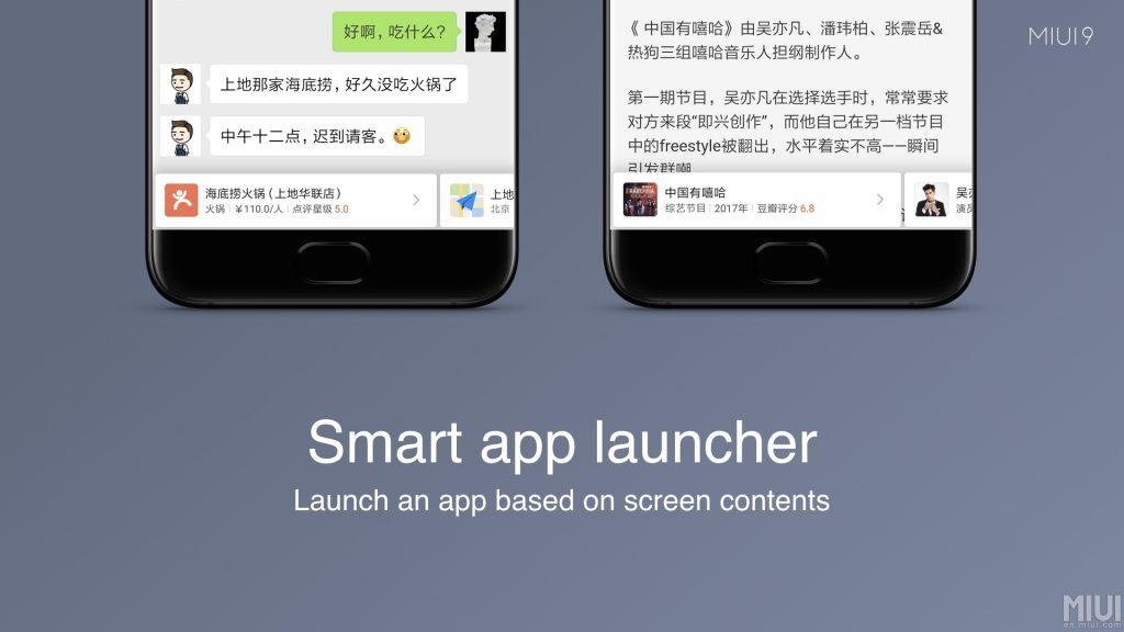 Chytré spouštění aplikací