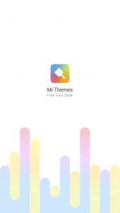 Aplikaci Mo Themes lze spustit
