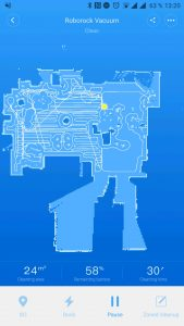 Mapování prostoru laserem