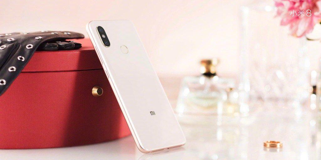 Telefon Xiaomi Mi 8