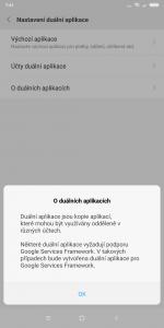 O duálních aplikacích