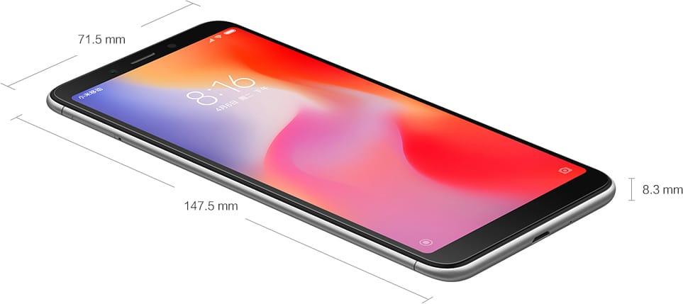 Rozměry novinek od Xiaomi
