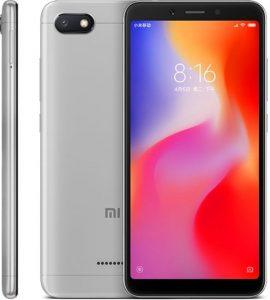 Xiaomi Redmi 6A v šedé