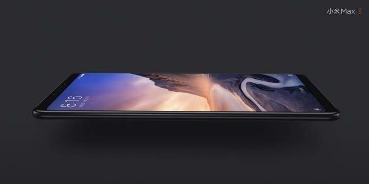 Rendery Xiaomi Mi Max 3 odhalily, že telefon nebude mít výřez obrazovky