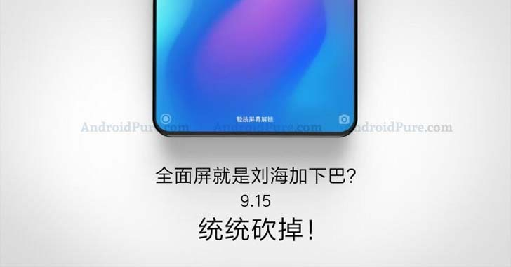 Další premiéra na obzoru: Xiaomi Mi Mix 3 bude představen 15. září