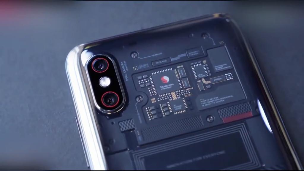 Duální fotoaparát s rozlišením 2x12 Mpx