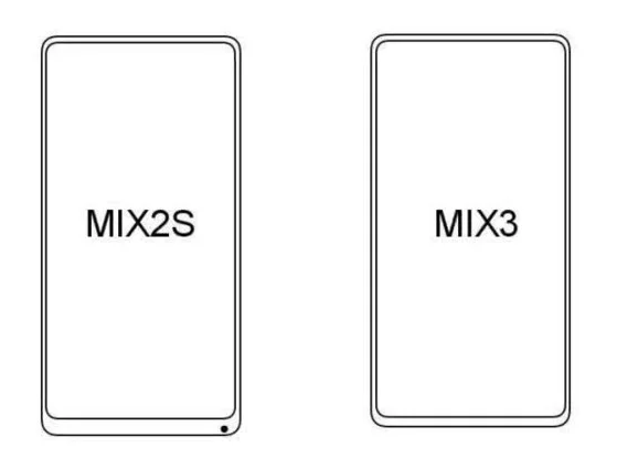 Takto se prý bude lišit Mi Mix 3 od Mi Mix 2s