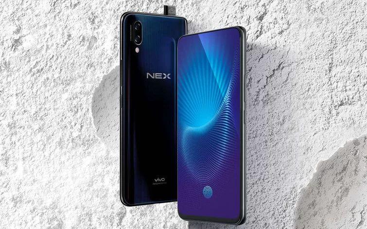 Telefon Vivo Nex má výsuvný přední foťák