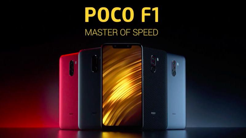 Recenze Poco F1 - mistr rychlosti