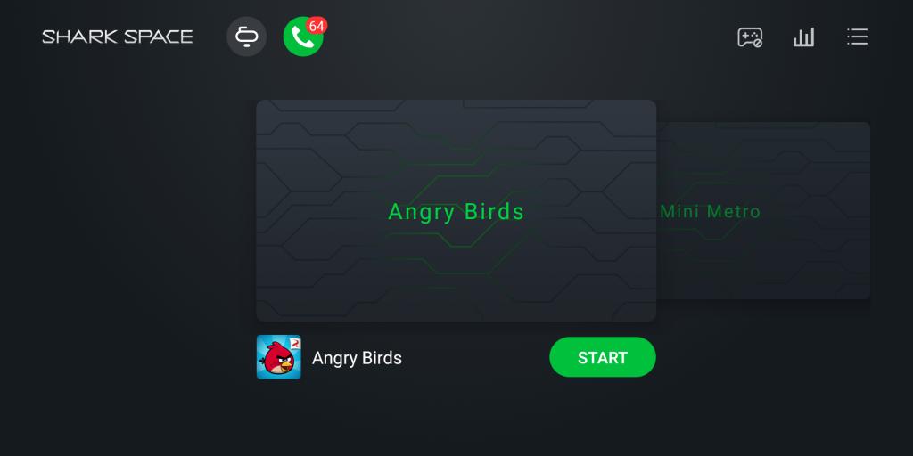 Seznam her v telefonu
