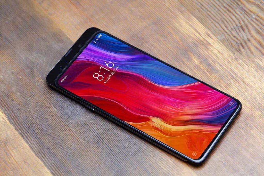 Xiaomi Mi Mix 3 bude mít extrémně tenké rámečky