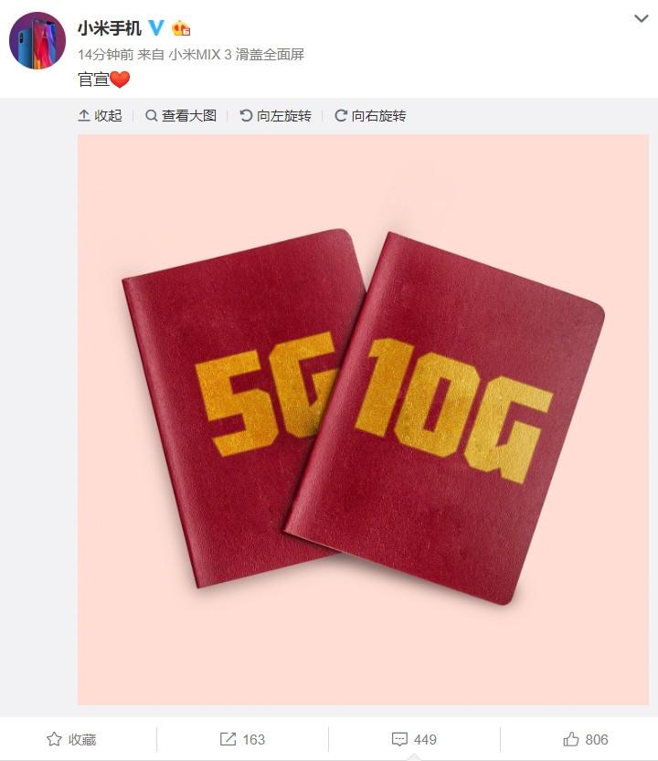 Co znamená 5G a 10G?