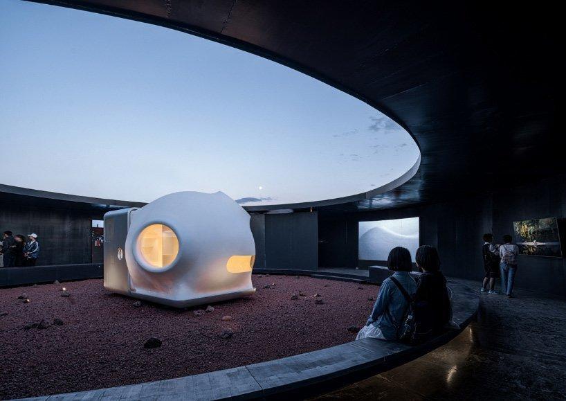 Modul je vystaven na výstavě China House Vision