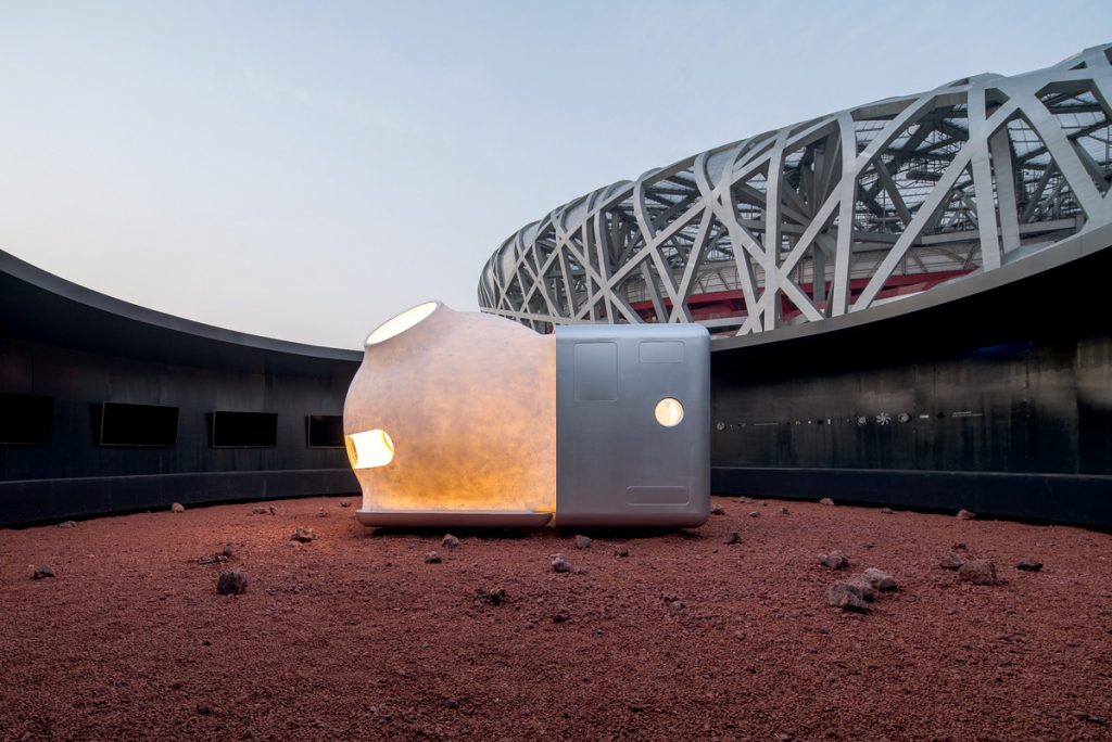 Mars Case: Xiaomi představilo modul pro obydlení Marsu