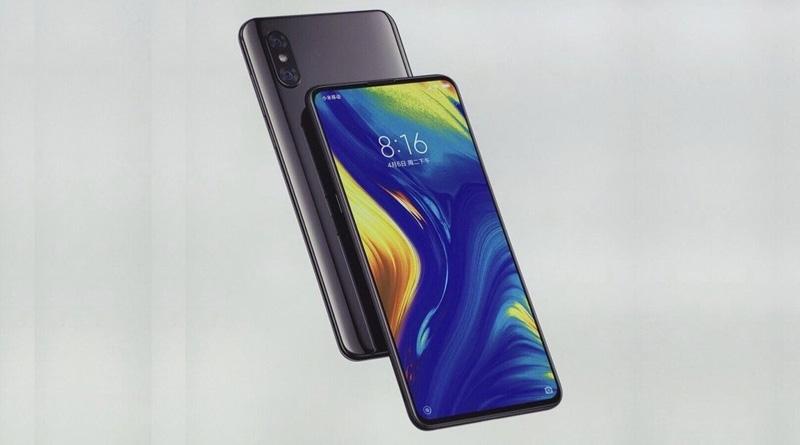 Xiaomi Mi Mix 3 oficiálně představen