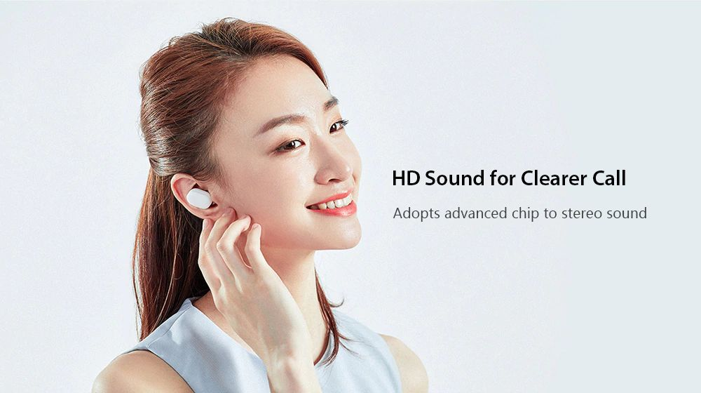 Bezdrátová sluchátka Xiaomi Mi AirDots