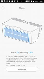 Vzduchový hepa filtr