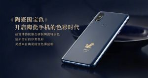 Luxusní verze Xiaomi Mi Mix 3 1