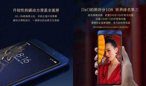 Luxusní verze Xiaomi Mi Mix 3