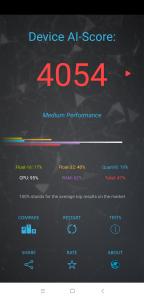 Recenze Xiaomi Mi 8 Pro - AI Benchmark