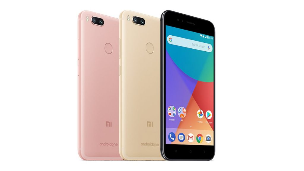 Telefony Xiaomi Mi A1, A2 a A2 Lite nelze vrátit na Oreo