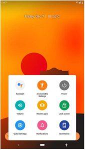 Xiaomi Mi A1 s Android 9 Pie