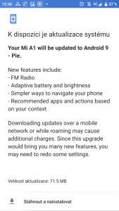 Aktualizace na sestavení 10.0.4.0
