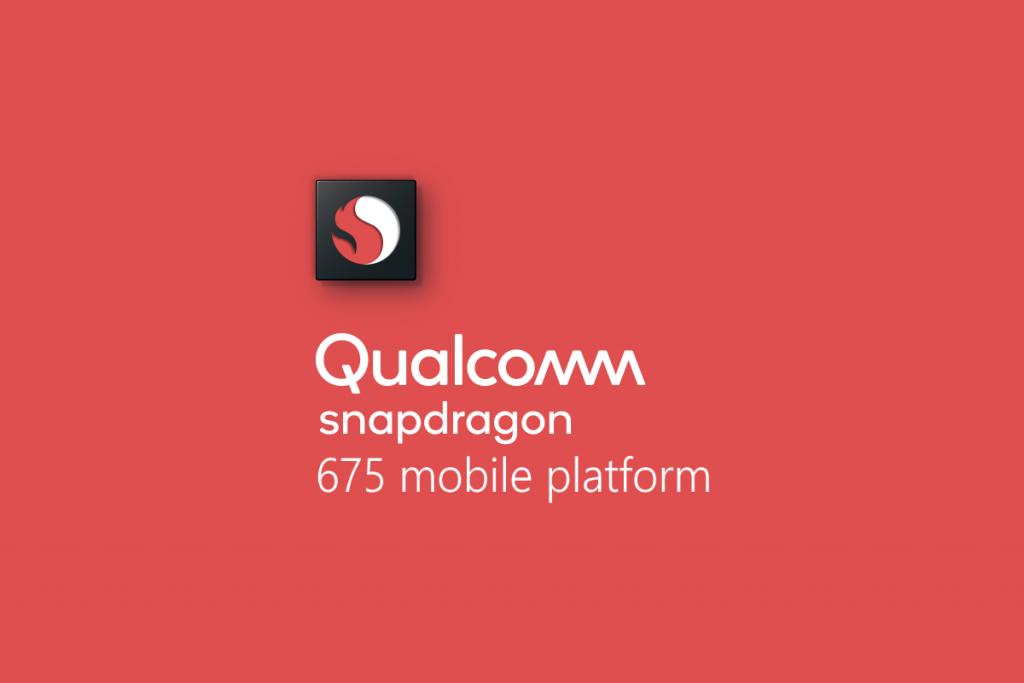 První telefon bude postaven na čipu Snapdragon 675