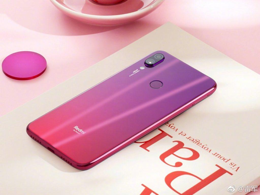 Redmi Note 7 pro dámy
