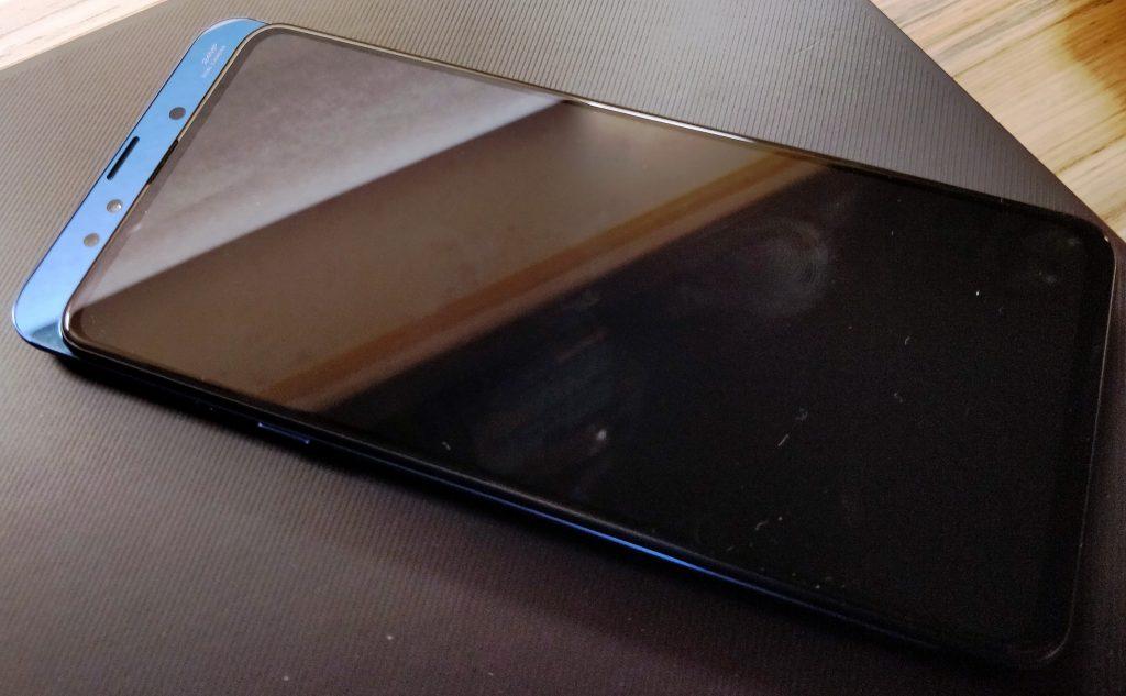 Xiaomi Mi Mix 3 s vysunutým fotoaparátem