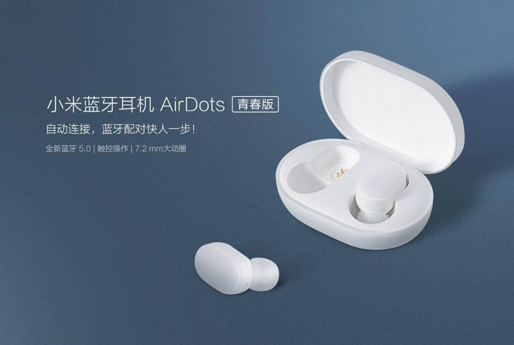 Sluchátka komunikují přes Bluetooth 5.0
