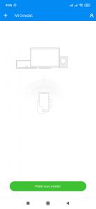 Telefon jako dálkový ovladač