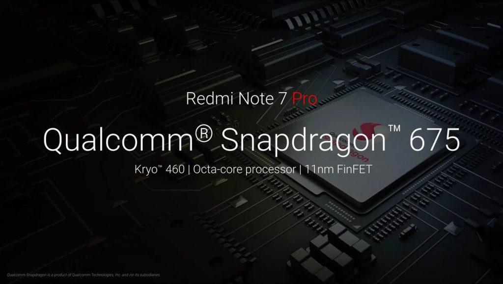 Procesorem je relativně nový osmijádrový 64bitový Qualcomm Snapdragon 675