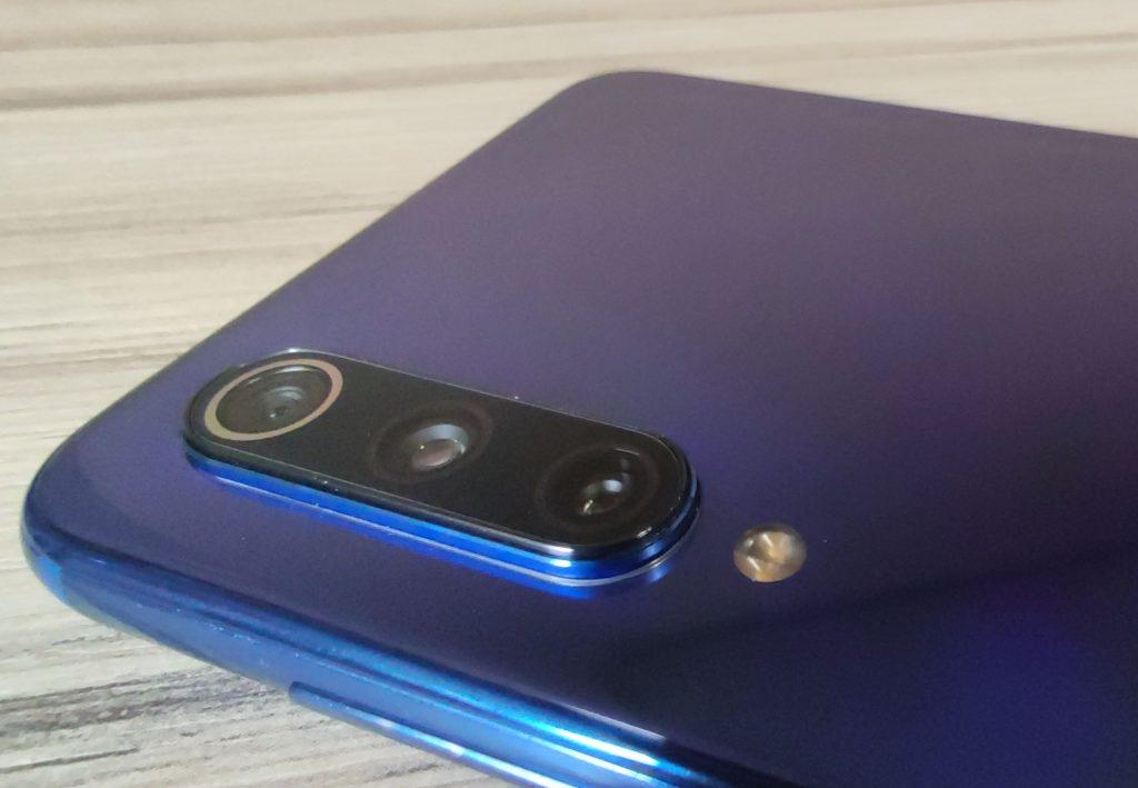 Fotoaparát Xiaomi Mi 9 SE