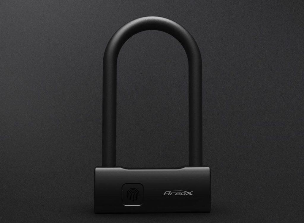 Xiaomi AreoX Smart - zámek na kolo