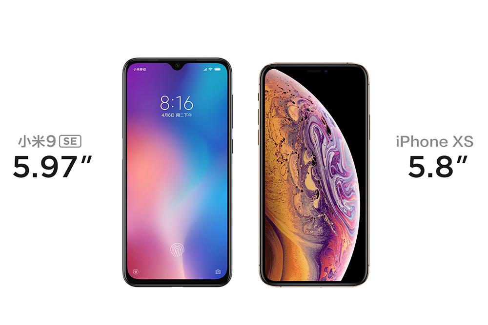 Xiaomi Mi 9 SE oceníte s menšími dlaněmi