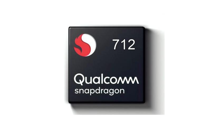Qualcomm Snapdragon 712 je čip pro vyšší střední třídu