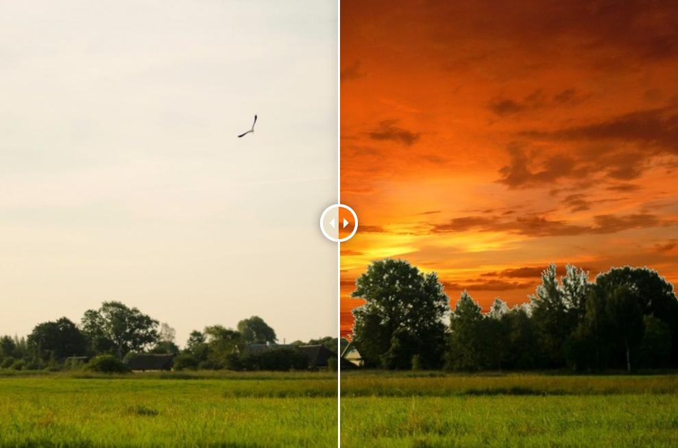 Galerie v MIUI bude umět vyměnit oblohu na fotkách