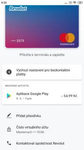Můžete platit bezkontaktně mobilním telefonem
