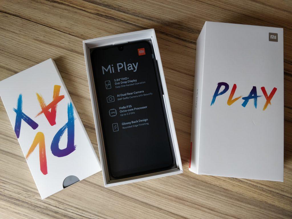 Rozbalujeme Xiaomi Mi Play