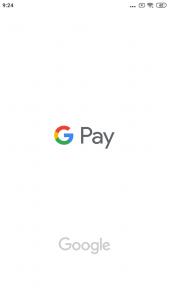Spusťte aplikaci Google Pay