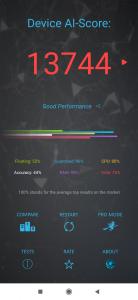 AI Benchmark Xiaomi Mi 9T