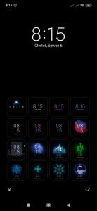 Ambientní displej v Xiaomi Mi 9
