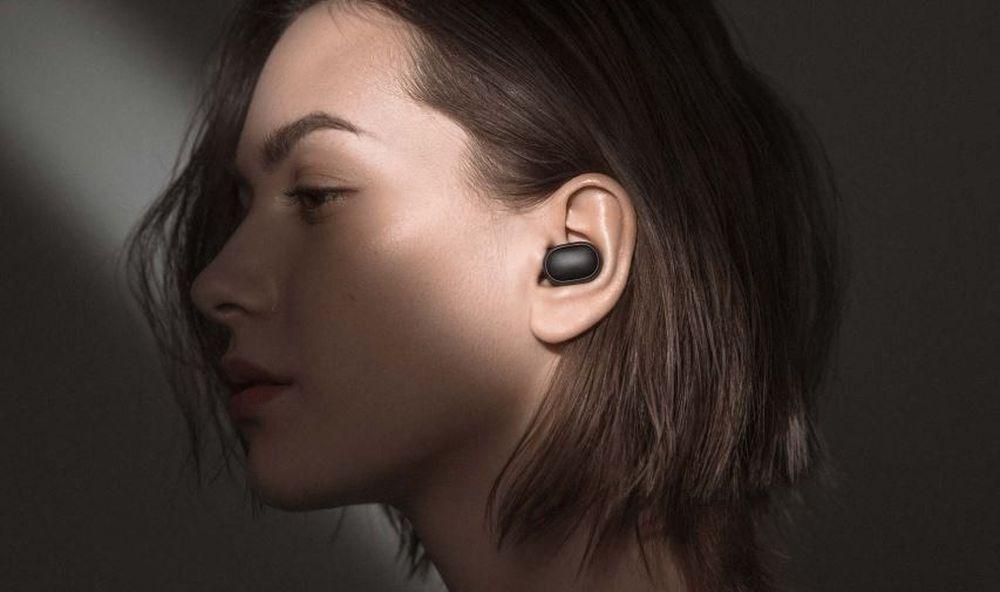 Bezdrátová sluchátka Redmi AirDots