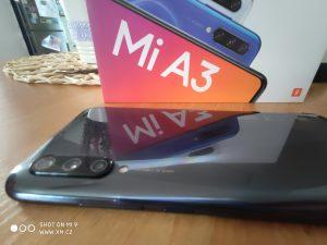 Pravá hrana Xiaomi Mi A3