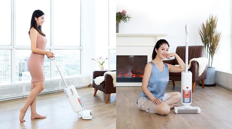 3 (ne)známé produkty Xiaomi: vysavač, aku šroubovák a automat na vodu