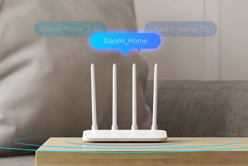 Bezdrátový Wi-Fi router Xiaomi Mi Router 4A