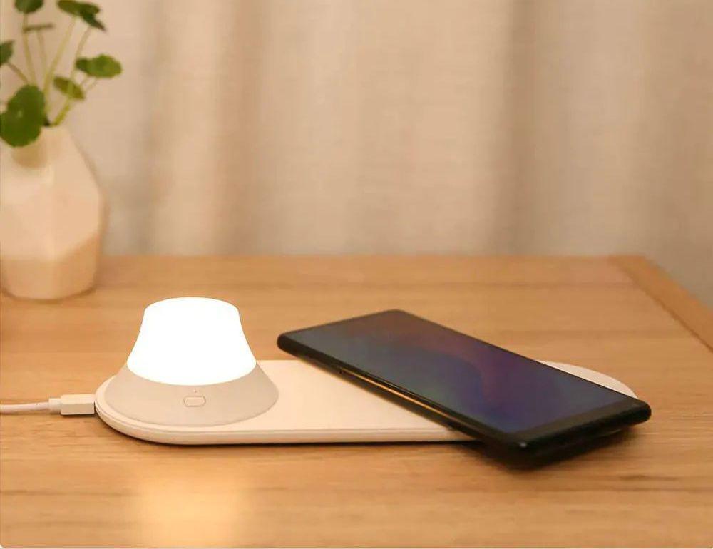 Xiaomi Yeelight Wireless Charging Night Lamp