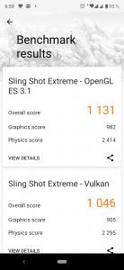 3D Mark telefonu Xiaomi Mi A3